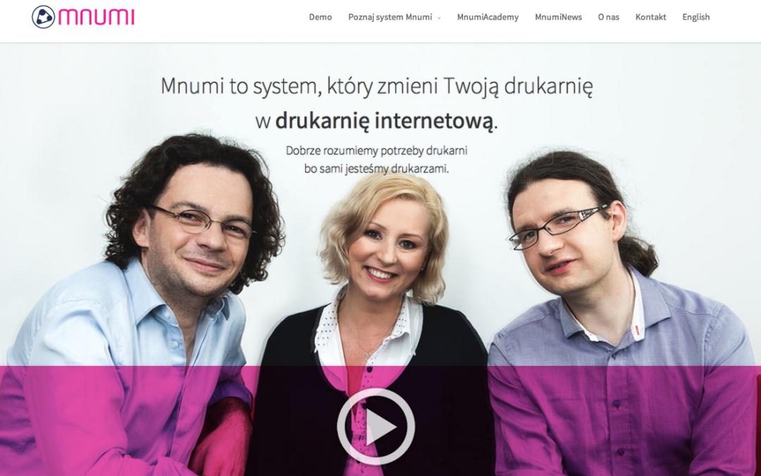 Nowa strona www.mnumi.pl