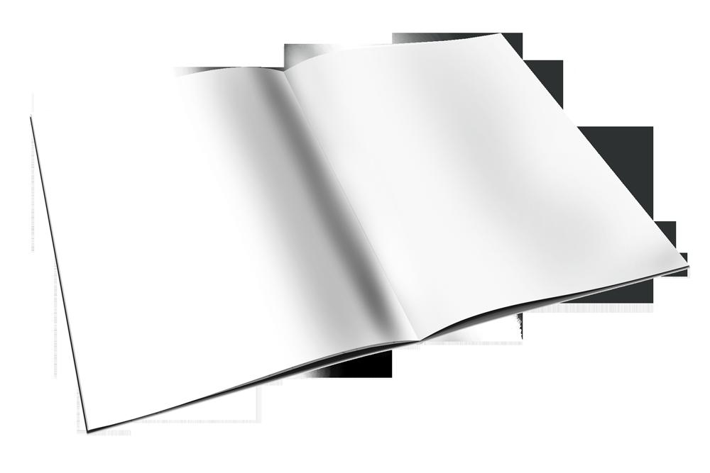 Broszury w oprawie zeszytowej