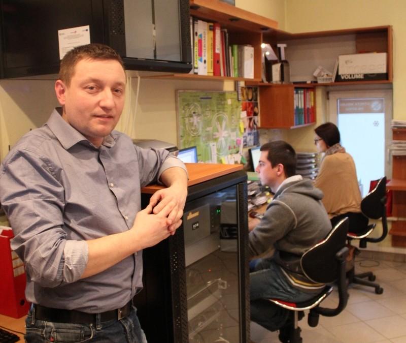 Mnumi w drukarni Armate – innowacyjna platforma B2B