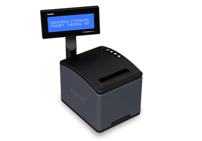 Podłączenie drukarki fiskalnej