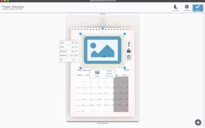 Jak przygotować szablon kalendarza w Mnumi Designer v.6
